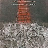 Szilárd Mezei Wind Quartet: We were watching the Rain