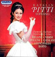 Pitti Katalin: Híres olasz operaáriák