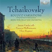 Csajkovszkij, Pjotr Iljics: Rococo Variations