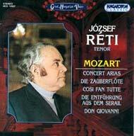 Nagy Magyar Énekesek: Réti József