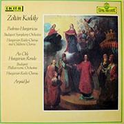 Kodály Zoltán: Psalmus Hungaricus