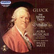 Gluck, Christoph Willibald: Hét Triószonáta