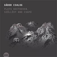 Gábor Csalog plays Beethoven, Szőllősy and Csapó
