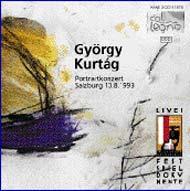 Kurtág György - Portraitkonzert - Salzburg, 1993. augusztus 10.