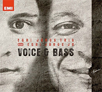 Egri János Trio: Voice & Bass
