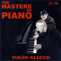 Vukán - Szakcsi: The Masters Of Piano