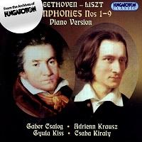 Beethoven, Liszt: Symphonies Nos 1-9