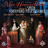 Spech, Johann B.: Fortepiano művek és dalok