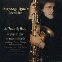 Csepregi Gyula: Love & Sax