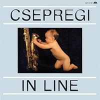 Csepregi Gyula: In Line