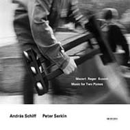 András Schiff - Peter Serkin: Music for Two Pianos
