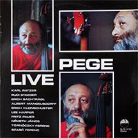 Pege: Live