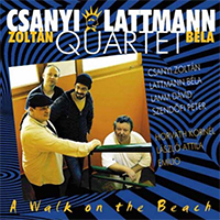Csanyi Lattmann Quartet: A Walk on the Beach
