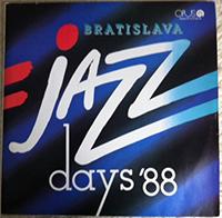 Bratislava Jazz Days '88