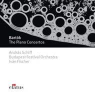 Bartók Béla: Zongoraversenyek I-III.
