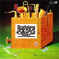 Bratislava Jazz Days 1982