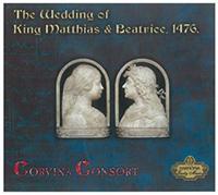 Mátyás király és Beatrix esküvője - 1476.