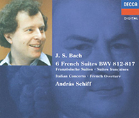 Bach, J.S.: French Suites Nos. 1-6/Italian Concerto/Partita