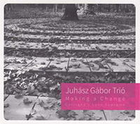 Juhász Gábor Trió: Making a change Coltrane's Love Supreme