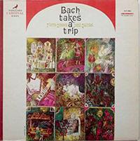 Pierre Gossez Jazz Quintet: Bach takes a trip