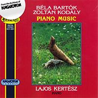 Bartók Béla, Kodály Zoltán: Piano Music