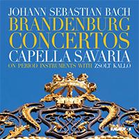Bach, J. S.: Brandenburg Concertos