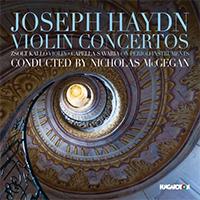 Haydn, Joseph: Hegedűversenyek