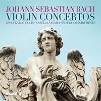 Bach, J. S.: Hegedűversenyek