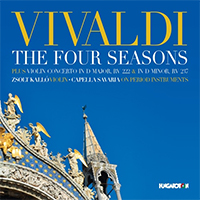 Vivaldi, Antonio: The Four Seasons