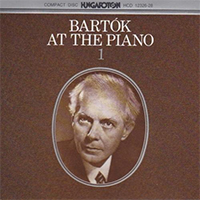 Bartók at the Piano 1.