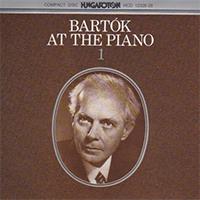 Bartók at the Piano 1.