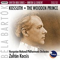 Bartók Új Sorozat: Kossuth - A fából faragott királyfi