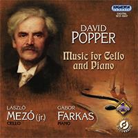 Popper, David: Music for Cello and Piano