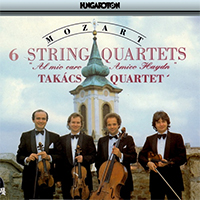 Mozart, Wolfgang Amadeus: The Six String Quartets Dedicated to Joseph Haydn