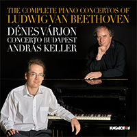 Ludwig van Beethoven összes zongoraversenye