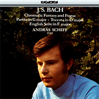 Bach, J. S.: Chromatic Fantasy and Fugue, Partita in G major, Toccata in D major, English Suite in F major