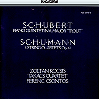 Schubert, Franz: Piano Quintet in A Major