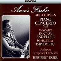 Fischer Annie - Beethoven, Mozart, Schubert