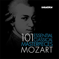 101 Essential Classical Masterpieces: Mozart