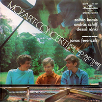 Mozart, Wolfgang Amadeus: Concerti for Two and Three Pianos