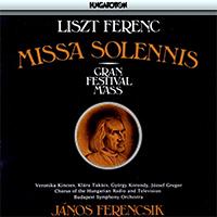 Liszt Ferenc: Missa solennis