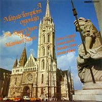 A Mátyás templom orgonája