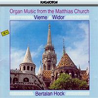 Organ Music from the Matthias Church