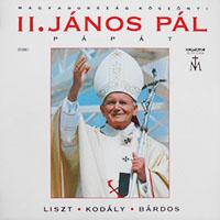 Magyarország köszönti II. János Pált