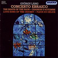 Láng György: Concerto Ebraico
