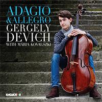 Gergely Devich with Mária Kovalszki: Adagio & Allegro