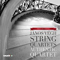 Végh János: String Quartets