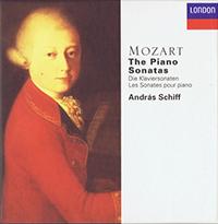 Mozart, Wolfgang Amadeus: Piano Sonatas
