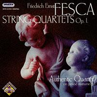 Fesca, Friedrich Ernst: String Quartets Op.1