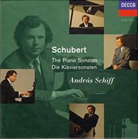 Schubert, Franz: The Piano Sonatas